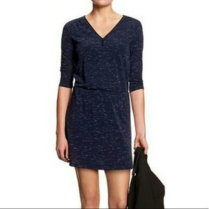 NWT Banana Republic space-dyed  dress